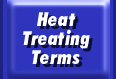 Heat Treating Terms
